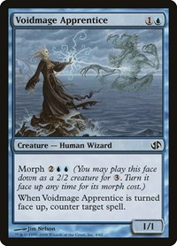 Voidmage Apprentice, Magic: The Gathering, Duel Decks: Jace vs. Chandra