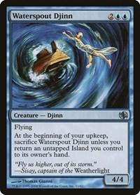 Waterspout Djinn, Magic: The Gathering, Duel Decks: Jace vs. Chandra