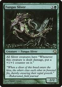 Fungus Sliver, Magic: The Gathering, Premium Deck Series: Slivers