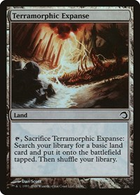 Terramorphic Expanse, Magic, Premium Deck Series: Slivers
