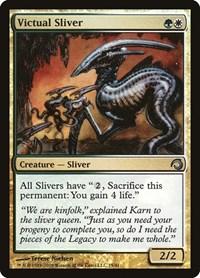 Victual Sliver, Magic: The Gathering, Premium Deck Series: Slivers
