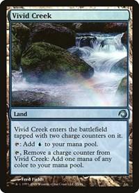 Vivid Creek, Magic: The Gathering, Premium Deck Series: Slivers