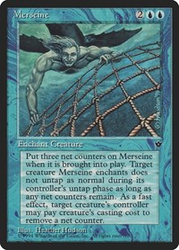 Merseine, Magic: The Gathering, Fallen Empires