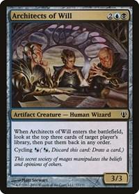 Architects of Will, Magic, Archenemy