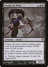 Avatar of Woe, Magic: The Gathering, Archenemy