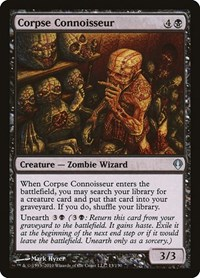 Corpse Connoisseur, Magic: The Gathering, Archenemy