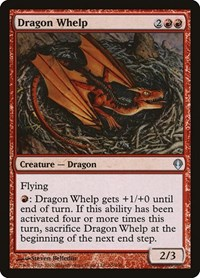 Dragon Whelp, Magic: The Gathering, Archenemy