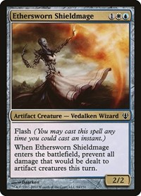 Ethersworn Shieldmage, Magic: The Gathering, Archenemy