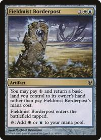 Fieldmist Borderpost, Magic, Archenemy