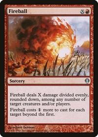 Fireball, Magic: The Gathering, Archenemy