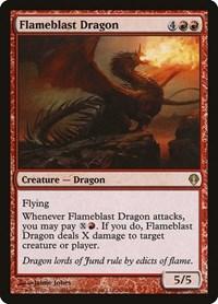Flameblast Dragon, Magic: The Gathering, Archenemy