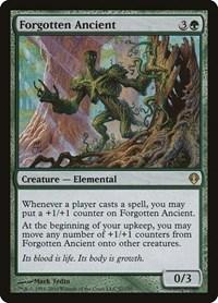 Forgotten Ancient, Magic: The Gathering, Archenemy