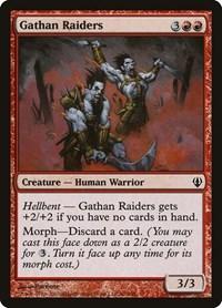 Gathan Raiders, Magic: The Gathering, Archenemy