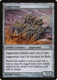 Juggernaut, Magic: The Gathering, Archenemy