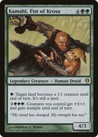 Kamahl, Fist of Krosa, Magic: The Gathering, Archenemy