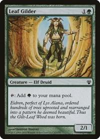 Leaf Gilder, Magic: The Gathering, Archenemy