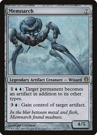 Memnarch, Magic: The Gathering, Archenemy