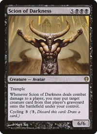 Scion of Darkness, Magic: The Gathering, Archenemy