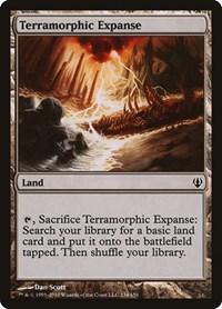Terramorphic Expanse, Magic, Archenemy