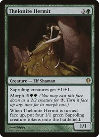 Thelonite Hermit, Magic: The Gathering, Archenemy
