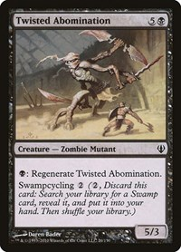 Twisted Abomination, Magic: The Gathering, Archenemy