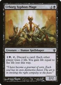 Urborg Syphon-Mage, Magic: The Gathering, Archenemy
