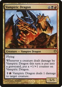 Vampiric Dragon, Magic: The Gathering, Archenemy