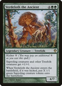 Verdeloth the Ancient, Magic: The Gathering, Archenemy