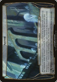 Agyrem (Planechase), Magic: The Gathering, Oversize Cards
