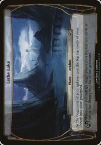 Lethe Lake (Planechase), Magic: The Gathering, Oversize Cards