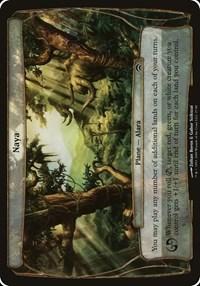 Naya (Planechase), Magic, Oversize Cards