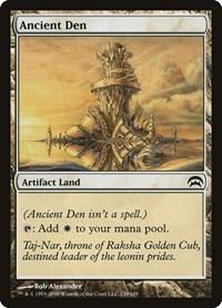 Ancient Den, Magic: The Gathering, Planechase
