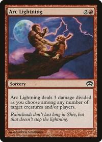 Arc Lightning, Magic, Planechase