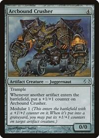 Arcbound Crusher, Magic: The Gathering, Planechase