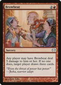 Browbeat, Magic: The Gathering, Planechase