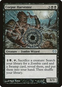 Corpse Harvester, Magic: The Gathering, Planechase