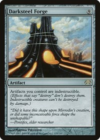 Darksteel Forge, Magic: The Gathering, Planechase