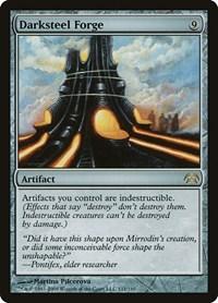 Darksteel Forge, Magic, Planechase