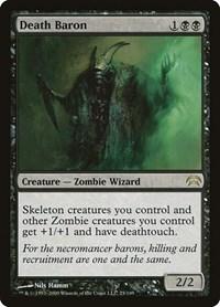 Death Baron, Magic: The Gathering, Planechase