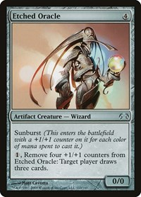 Etched Oracle, Magic: The Gathering, Planechase