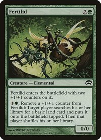 Fertilid, Magic: The Gathering, Planechase