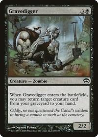 Gravedigger, Magic: The Gathering, Planechase