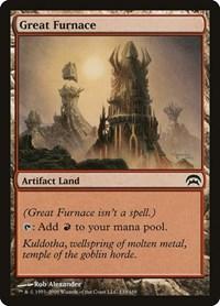 Great Furnace, Magic, Planechase