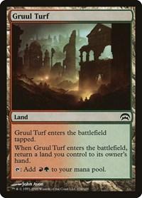 Gruul Turf, Magic: The Gathering, Planechase
