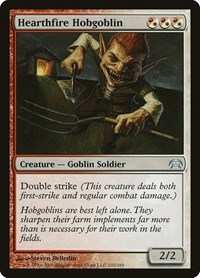 Hearthfire Hobgoblin, Magic: The Gathering, Planechase