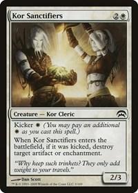 Kor Sanctifiers, Magic: The Gathering, Planechase