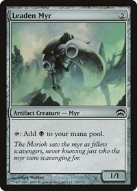 Leaden Myr, Magic: The Gathering, Planechase