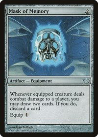 Mask of Memory, Magic: The Gathering, Planechase