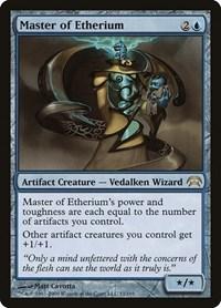 Master of Etherium, Magic: The Gathering, Planechase