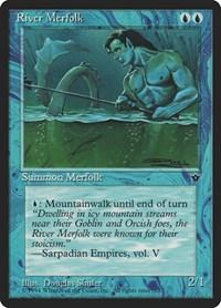 River Merfolk, Magic: The Gathering, Fallen Empires
